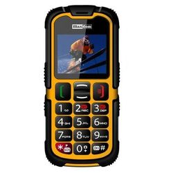 Telefon MAXCOM MM910 Heavy Duty Żółty