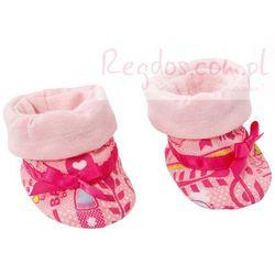 Baby Born Buciki Dla Lalki Różowe