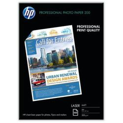 Papier fotograficzny HP Photo Professional Laser 200g A4 Matowy