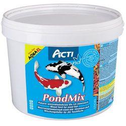 AQUA EL Acti Pond Mix - pokarm wieloskładnikowy dla ryb stawowych 2l (worek)