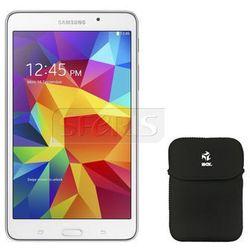 Tablet SAMSUNG GALAXY Tab 4 T235 biały + ETUI NA TABLET I-BOX TB01 7