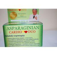 Asparaginian Cardio Duo tabl.x 50