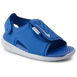 Sandały Nike Sunray Protect (Ps), fioletowy, różowy, roz. 28