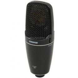 Shure PG 27-USB mikrofon pojemnościowy USB Płacąc przelewem przesyłka gratis!
