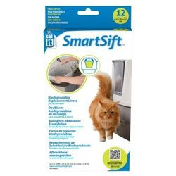 HAGEN Cat It Design SmartSift wklady do kuwety samoczyszczącej - pojemnik górny