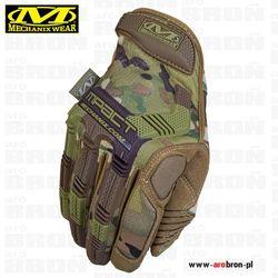 Rękawice taktyczne Mechanix M-Pact Covert Multicam - dla strzelców, na rower, doskonała ochrona