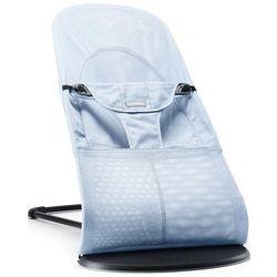 BabyBjörn, Leżaczek dla niemowląt Balance soft mesh, Błękitny Darmowa dostawa do sklepów SMYK