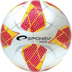 Piłka nożna halowa SPOKEY Neo Futsal II bordowy (rozmiar 4)