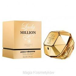 Paco Rabanne Lady Million Absolutely Gold 80ml Perfumy dla kobiet