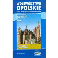 Województwo Opolskie. Atlas turystyczno-samochodowy. (opr. miękka)
