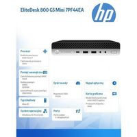 Hp inc. komputer elitedesk 800dm g5 i7-9700 512/16gb/w10p 7pf44ea