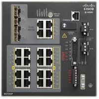 IE-4000-8GT8GP4G-E Switch Cisco IE4000 with 8GE Copper, 8GE PoE+ and 4GE combo uplink ports