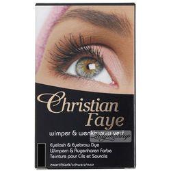 Christian - Eyelash & Eyebrow Dye - Farba do rzęs i brwi - BLACK-BLUE