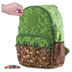 6f1b47b9e2c89 Pixie Crew plecak Minecraft zielono-brązowy - BEZPŁATNY ODBIÓR: WROCŁAW!