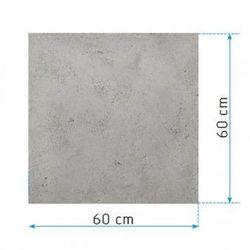 MORGAN & MÖLLER Płyta betonowa PLAIN ROUGH 60x60x1,5 cm