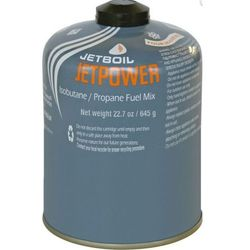 Kartusz Jetboil Jetpower Fuel 450g JETPWR-450-E