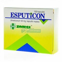 Esputicon 50 mg x 100 kaps