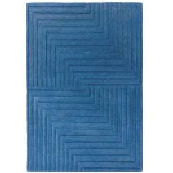 Dywany Makro Abra Dywan Eden Pixel Blue Ed 11 Od Dywan