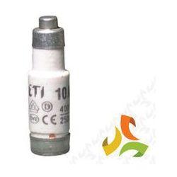 Bezpiecznik, wkładka topikowa D01 10A