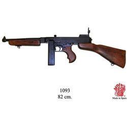 REPLIKA KARABINU - PISTOLET MASZYNOWY THOMPSON M1928 A1