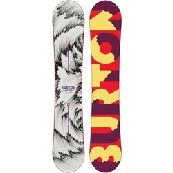 snowboard Burton Feelgood Flying V 140 - No Color
