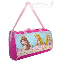 Torba sportowa Disney Myszka Miki Minnie Cars i Princess