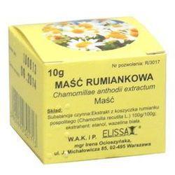 Maść rumiankowa - 0,2 g/g 10 g