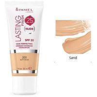 Lasting Finish Nude 25H Foundation SPF20 długotrwały podkład do twarzy 300 Sand 30ml