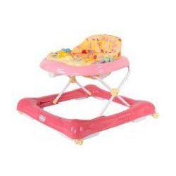 Chodzik samochód różowy Sun Baby BG-0209/R