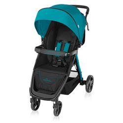 Baby Design, Wózek Spacerowy Clever, Turkusowy Darmowa dostawa do sklepów SMYK