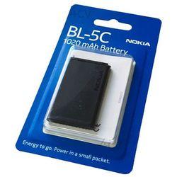 Bateria Nokia BL-5C 1020 mAh Li-Ion | Faktura 23%