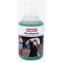 Beaphar Mundwasser 250 ml - płyn do pielęgnacji jamy ustnej i zębów