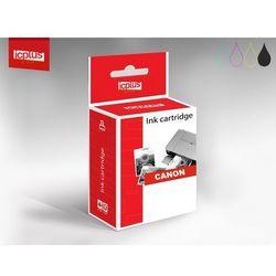 IC+ Głowica Canon PG-37 Black 13ml - EU refabrykowany - Pixma iP1800/ iP1900/ iP2500/ iP2600/ MP140/ MP190