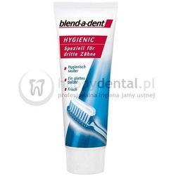 BLEND-A-DENT Hygienic Creme 75ml - kremowa pasta do czyszczenia i pielęgnacji protez zębowych - NOWA !!