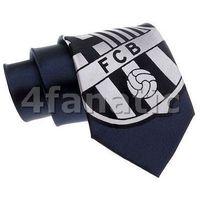 krawat jedwabny FC Barcelona SI