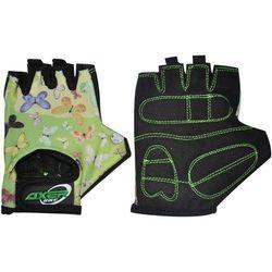Rękawice rowerowe dziecięce AXER SPORT A0781 (rozmiar XXS)