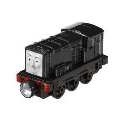 Fisher Price Tomek i Przyjaciele Mała Lokomotywa Diesel T0929 (CBL82)