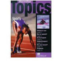 Sports Macmillan Topics Reader Beginner Plus (opr. miękka)