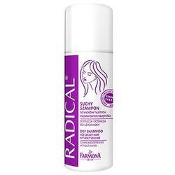 Farmona Radical Szampon suchy do włosów tłustych 60ml
