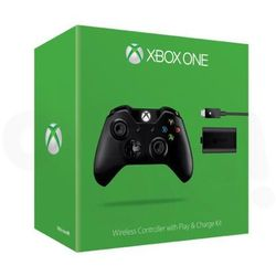 Microsoft Xbox One Wireless Controller + Play&Charge Kit