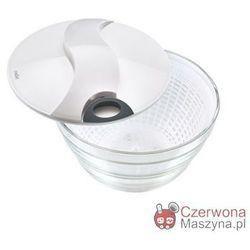 Wirówka do sałaty Moha Vetro O 24,5 cm, biała