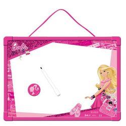 Tablica suchościeralna magnetyczna Barbie