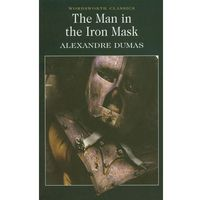 The Man in the Iron Mask (opr. miękka)
