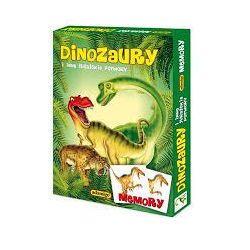 Gra ADAMIGO Memory dinozaury