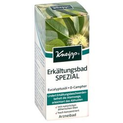 Kneipp Spezial płyn do kąpieli na przeziębienia 20 ml