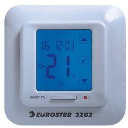 STEROWNIK DO REGULACJI MATY GRZEWCZEJ EUROSTER 3202 PANEL DOTYKOWY LCD