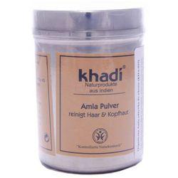 Odżywka Khadi z amli organiczna - do włosów zniszczonych wypadających - Nitai - 150g