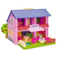 Wader Play House - Domek dla lalek