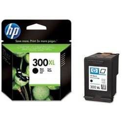 Tusz HP 300XL Czarny oryginalny CC641EE