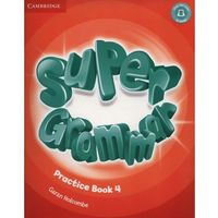 Super Minds Level 4 Super Grammar Book (opr. miękka)
